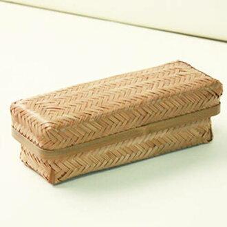 10/1 9:59 直到所有點兩次 ! 竹編老化商人便當盒