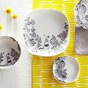 母の日 プレゼント 実用的 D-WP01 パーティーS/フラワープー 日本製 お皿 食器 電子レンジ対応 食洗機...