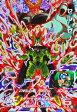 スーパードラゴンボールヒーローズ SDBH2弾 UR セル:ゼノ(SH2-SEC)【シークレットアルティメットレア】