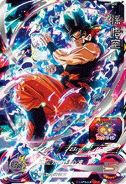 スーパードラゴンボールヒーローズ BM7-SEC UR 孫悟空 【ビッグバンミッション7弾】 【シークレットアルティメットレア】