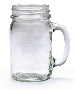 グリーンスムージー、ローフードをさらに楽しく!ガラス ドリンキングマグ 16oz (473ml)