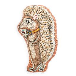 クッション アニマル型 アニマルコレクション 刺繍 中材入り ハリネズミ リス ベア 動物雑貨 おしゃれ かわいい モバイルショッピング Net