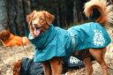 【Hurtta】【フルッタ】・レインコート「モンスーンコート」 小型犬用