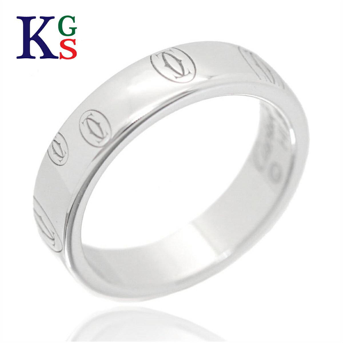 レディースジュエリー・アクセサリー, 指輪・リング Cartier K18WG 750 B4050900