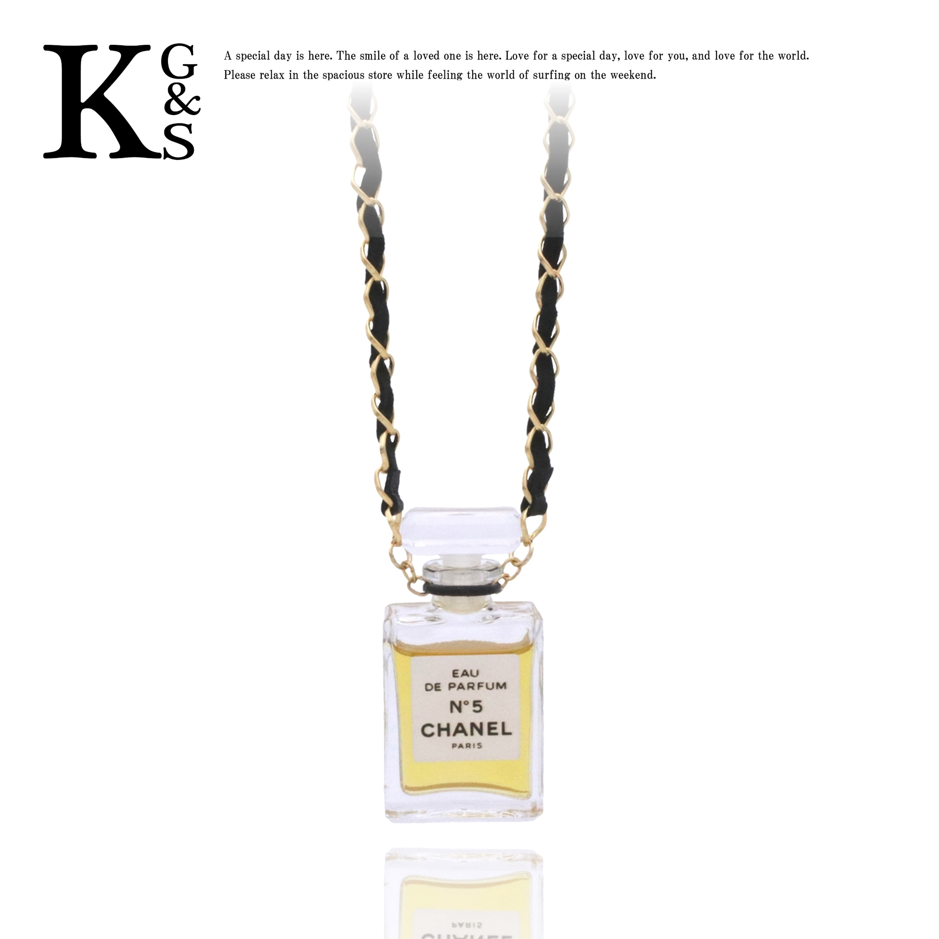 CHANEL fine jewelry CHANEL NO.5
