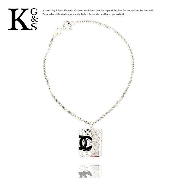 【ギフト品質】シャネル/CHANEL レディース ジュエリー カンボンライン ブレスレット シルバー メタル合金 05C