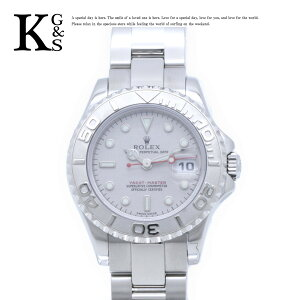 [Gift Quality] Rolex/ROLEX Ladies Wrist Watch Yacht Master Rolex Jimou Silver Pt (Platinum) × SS Automatic winding 169622