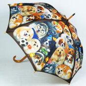 超癒し系!カワイイ女性用雨傘長〜ヘンリードッグの雨傘が登場☆一匹一匹がカワイイです♪〜