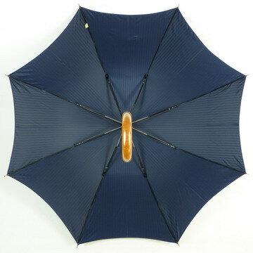 【レビュー書いて5%OFF&送料無料】【楽天ランキング1位入賞】先染ジャガード織りシャドーストライプがおしゃれなメンズ雨傘長☆ジャンプ傘で高品質な男性用雨傘☆ノーブランドでも日本製!130206_free【RCP】