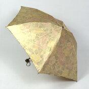 【レビュー書いて5%OFF&送料無料】店長おすすめ!おしゃれな女性用雨傘折〜外側無地、内側の花柄が綺麗なレディース雨傘折りたたみです☆