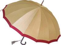 【おすすめ色】※お名前彫り有の場合は4月上旬仕上Classical16ベーシック(サンドベージュ・セイシェル)皇室御用達前原光榮商店婦人雨傘とも生地外袋つき心斎橋みや竹オリジナル仕様