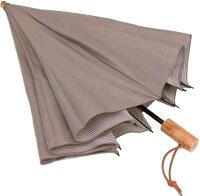 男の日傘男性用日傘◆デュアルシャンブレー