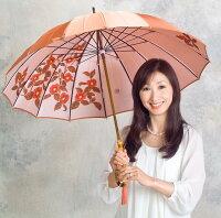 皇室御用達前原光榮商店婦人雨傘椿つばき