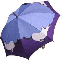 ◆猫(パープル)モンブランヤマグチ婦人雨傘・長傘