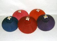 ◆ストリート蛇の目(紫)藤沢商店の和傘