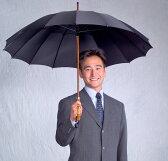 ■前原光栄Bamboo16 (ブラック)「皇室御用達」前原光榮商店 紳士雨傘いつまでも持ち続けたい傘。持つほどに愛着がわく紳士傘)お名前彫りなしは即納できます御名前入れありは3/10(金)頃仕上がり予定