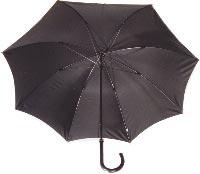 ◆SlenderDelightforMen(ブラック)超軽量・65cm紳士雨傘新バージョン玉留めアップグレードしました