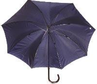 ◆SlenderDelightforMen(ネイビー)超軽量・65cm紳士雨傘)新バージョン玉留めアップグレードしました