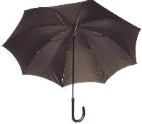 ◆SlenderDelightforMen(ダークブラウン)超軽量・65cm紳士雨傘新バージョン玉留めアップグレードしました