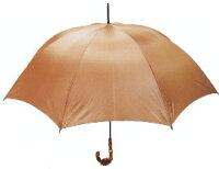 ◆SlenderDelightforLadies(セピア)超軽量・LLサイズ婦人雨傘