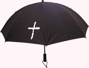◆完売御礼◆再入荷はございません◆男の日傘 祈り いとうせいこうさんデザイン親骨60cmLサイ...