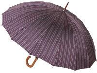 皇室御用達前原光榮紳士傘レジェンド16