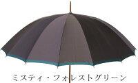 ステップ【2】◆傘本体◆60cmx16Ken標準仕立クラシカルボーダー(5色)作成期間約2ヶ月※傘本体の価格です。ハンドルは含みません