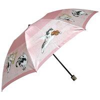 マンハッタナーズ「HeavenlyTuneful天空の旋律」婦人用雨傘ミニ