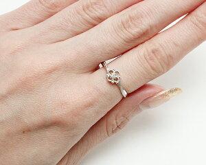 K10WG0.05ctダイヤモンドリング