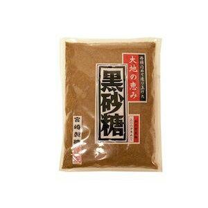 【ネコポス可】大地の恵み 黒砂糖 黒糖 300g【常温】