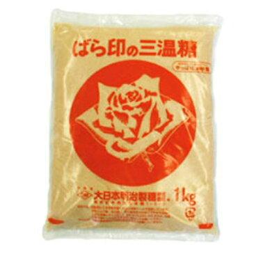 ばら印 三温糖 1kg【常温】