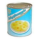 スライスパイナップル缶詰 ベビーパイン スライス 1号缶 3035g【常温】