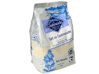 鳥越製粉 ゲランドの塩 顆粒 1kg 【常温】