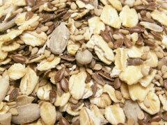 4種雑穀トッピング用ブレンド シードミックス 500g   10P3Feb12