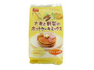 【スーパーセール特価】ホットケーキミックス 大麦と野菜 300g