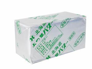 よつ葉乳業 北海道バター 無塩【無塩バター】 450g