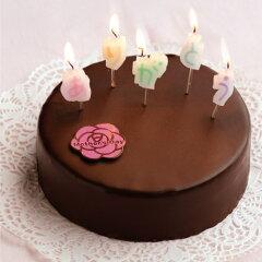 母の日限定!魅惑のザッハトルテとありがとうキャンドルのギフト  ケーキ 母の日 ギフト ...