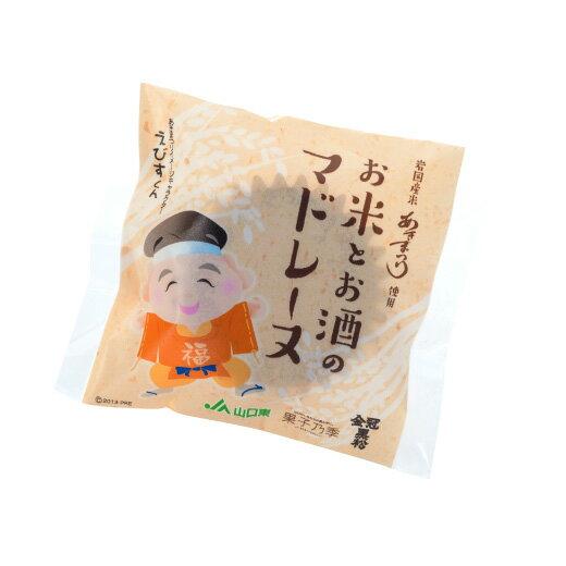 洋焼菓子>お米とお酒のマドレーヌ
