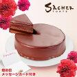 【母の日】魅惑のザッハトルテ ザッハトルテ チョコレートケーキ ザッハ ギフト