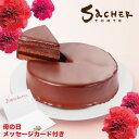【母の日】魅惑のザッハトルテ ザッハトルテ チョコレートケー...