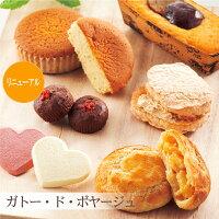 お中元 【全国送料無料】ガトー・ド・ボヤージュ10種25個入 洋菓子 お中元 ギフト