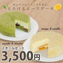 【送料無料】ほんのり大人リッチな気分★とろけるムースケーキ(...
