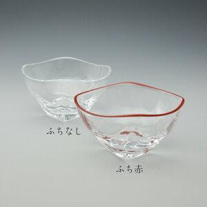 角小鉢<ガラス作家国広育伸>