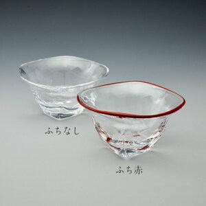 角豆鉢<ガラス作家国広育伸>