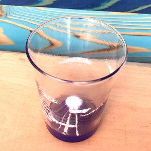 富士山グラス<ガラス工房CRAFTHOUSE>