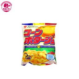 【コーンポタージュ 75g×12】 リスカ  おかし お菓子 おやつ 駄菓子 こども会 イベント 景品