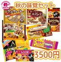 【 秋の味覚セット】 おかし お菓子 おやつ 駄菓子 こども