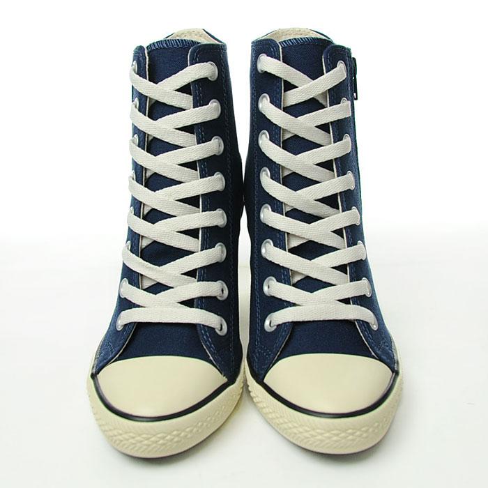 converse ALL STAR WEDGE Z HI 32099437 灰色