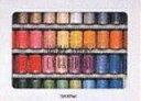 ブラザーウルトラボス39色刺繍糸セット:ETS39