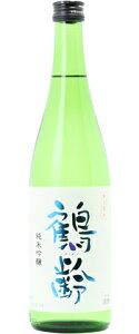 □【日本酒】鶴齢純米吟醸720ml